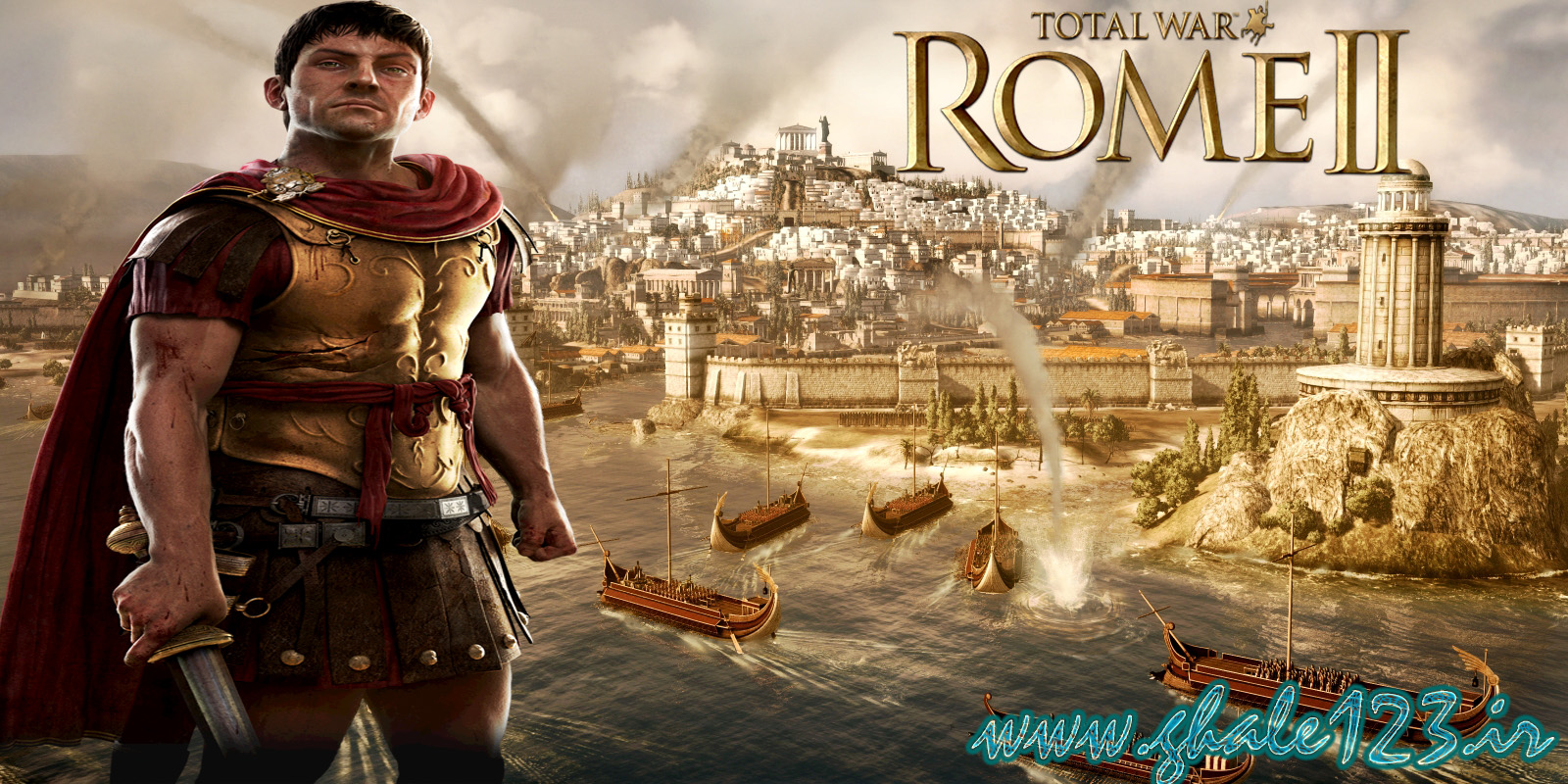 total war:rome II
